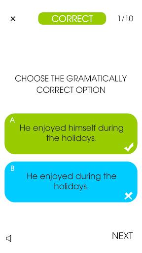 My English Grammar Test PRO 이미지[4]
