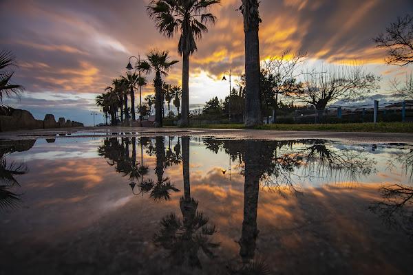 I riflessi del tramonto di antonio_monteleone