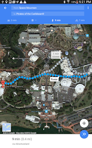 MapCo Guide to DisneyWorld screenshot 19