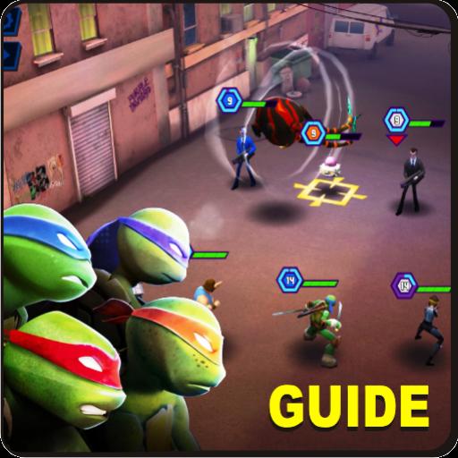 ProGuide Ninja Turtle: Legends