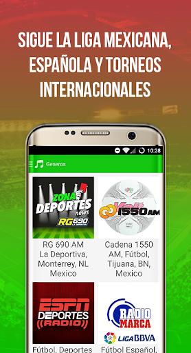 Radiulo Free Mexican music and Mexican radio 6.1.1 screenshots 6