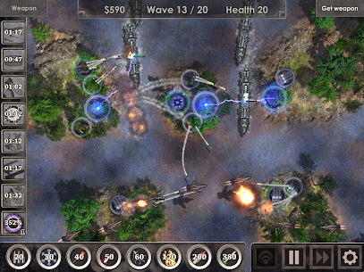 Defense Zone 3 HD Mod Apk Download For Android and Iphone 8