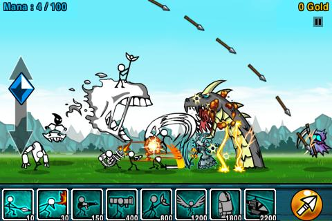Cartoon Wars - screenshot