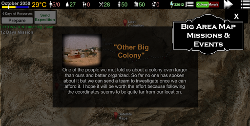 Code Triche TERRA NOVA : Strategy of Survival APK MOD screenshots 5