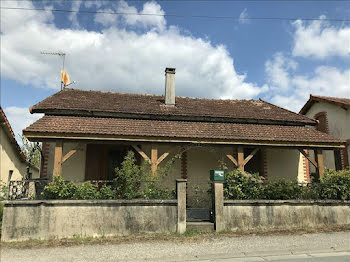 maison à Genouillac (16)