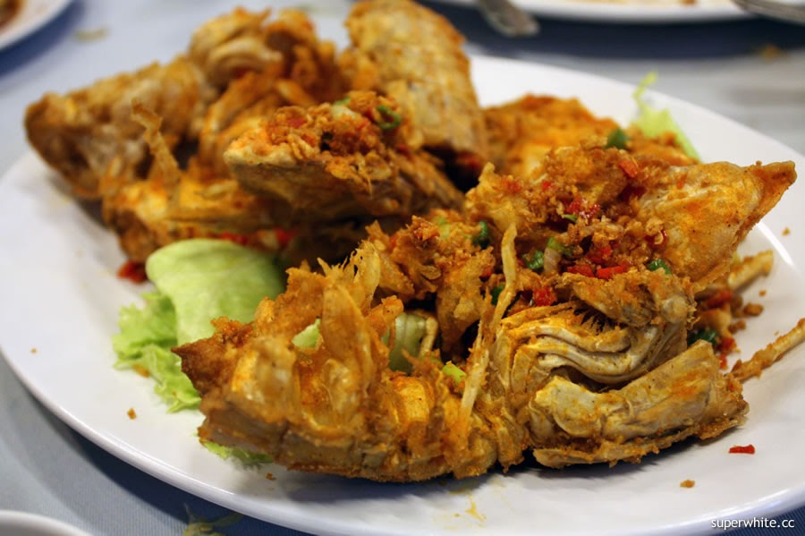 Pantai Seafood Restaurant - Mantis Prawn
