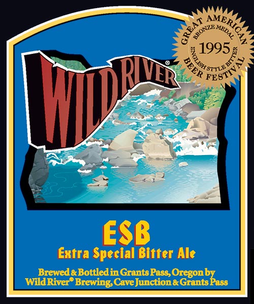 Logo of Wild River Extra Special Bitter