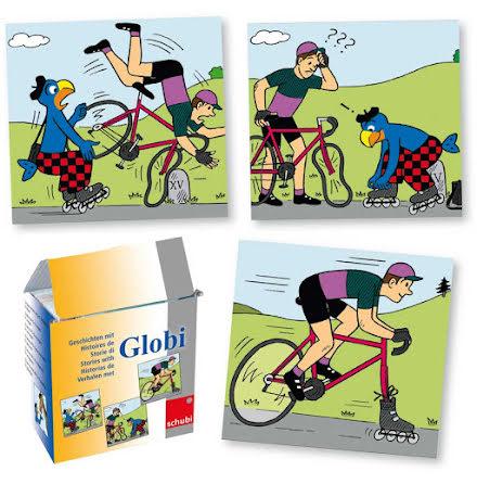 Språklåda - Globi - 7762-900-9