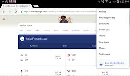 screenshot of Kiwi Browser - Fast & Quiet