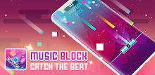Music vs Block: Piano Simulation Game