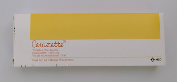 Cerazette 75Mcg   Comprimidos Caja x28Com. MSD Desogestrel