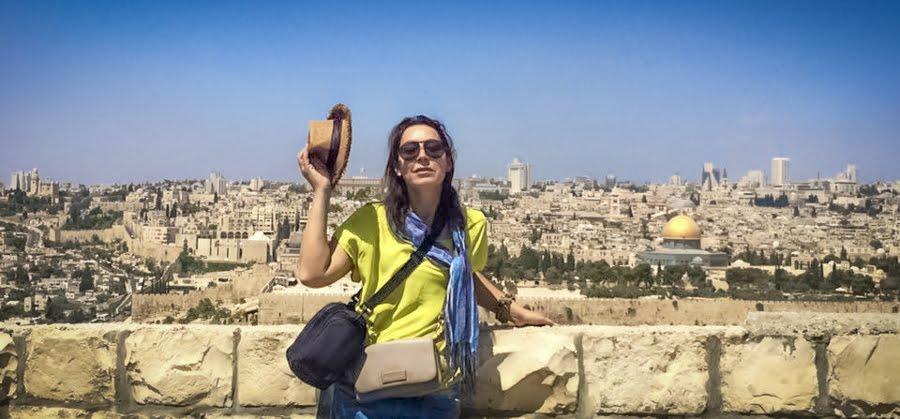 Отзыв туристки об экскурсии в Иерусалиме с гидом Светланой Фиалковой