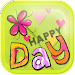 Have a Nice Day Greeting Cards Icon