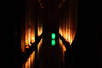 Photo: Day 114 - The Pillars in The  Basilica Cistern #4