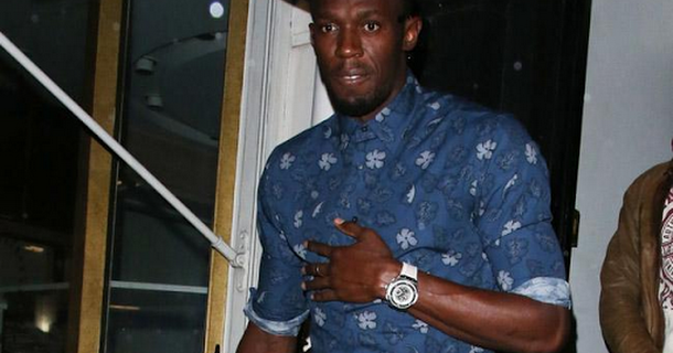 Usain Bolt for Strictly Come Dancing?