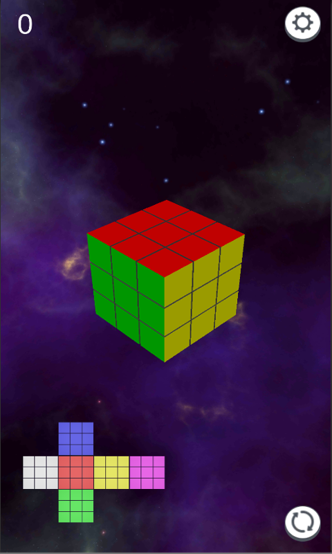 Cubix Rube- screenshot
