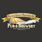Logo of Pacific Coast Brewing 26th Anniversaruy White Chocolate Stout