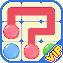 Color Link Deluxe VIP - Line puzzle Game