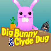 Dig Bunny And Clyde Dug
