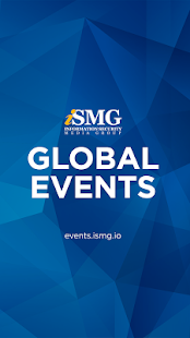 ISMG Events - náhled