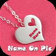 Name on Pics - photo on name
