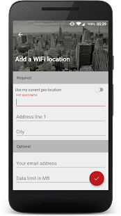 FindFreeWiFi- screenshot thumbnail