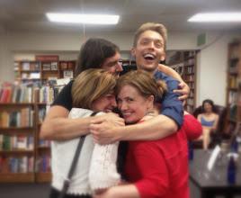 Photo: DC hugs