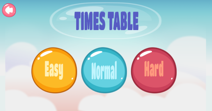 Math Run : Times Table- screenshot