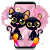 Black Cartoon Cat file APK for Gaming PC/PS3/PS4 Smart TV