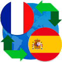 French - Spanish Translator ( Text to Speech ) icon