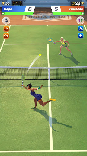 Tennis Clash: The Best 1v1 Free Online Sports Game screenshot 3