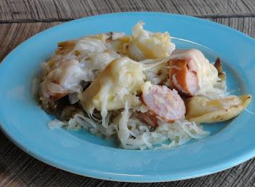 Eastern European Skillet Recipe