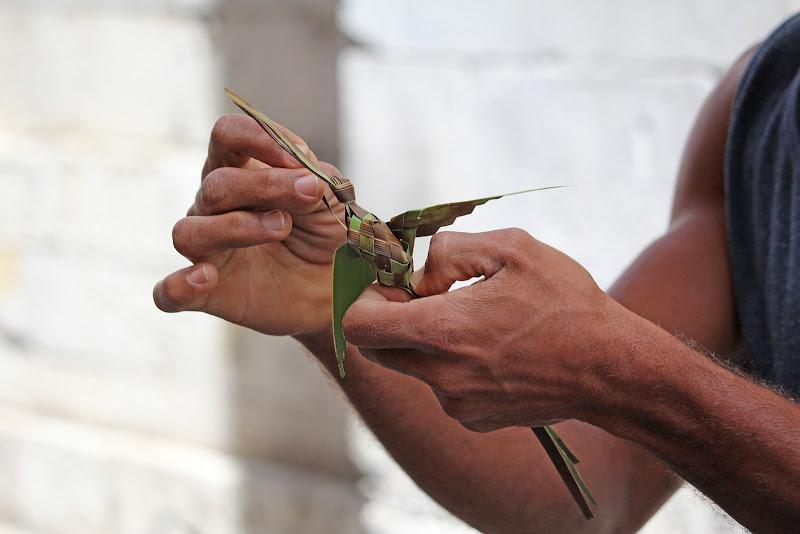 creare un colibrì. di Naldina Fornasari