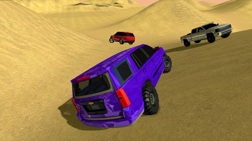 Grand Off-Road Cruiser 4x4 Desert Racing android2mod screenshots 14