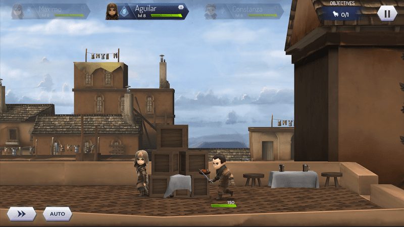 Assassin's Creed Rebellion Screenshot 5