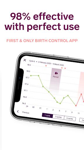 Natural Cycles - Birth Control App 4.0.0 Screenshots 2