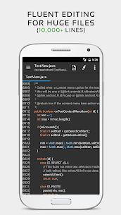 QuickEdit Pro 1.7.7 Apk Mod (Unlocked) 2