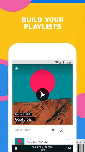 SoundCloud - Music & Audio screenshots 5