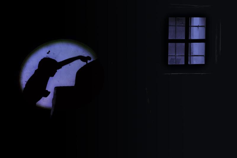 La costante presenza notturna della mia infanzia  di Heidy