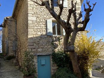 maison à Saint-Martin-de-Castillon (84)