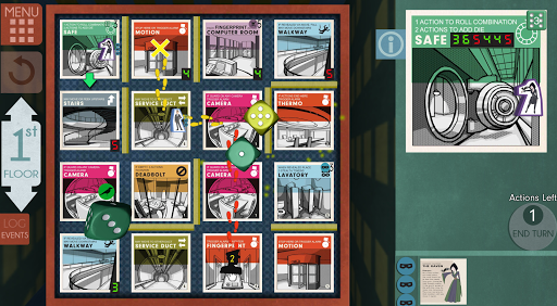 Burgle Bros screenshot