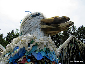 Photo: (Year 2) Day 354 - Sculptures from Sea Debris #4