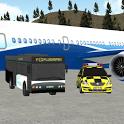 Airport City Bus simulator 3D icon