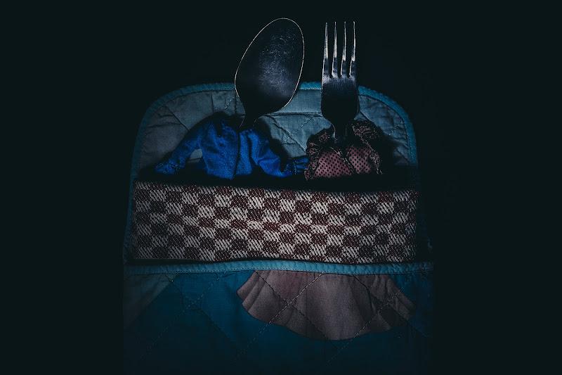 Il sonno delle posate di Marcello Zavalloni