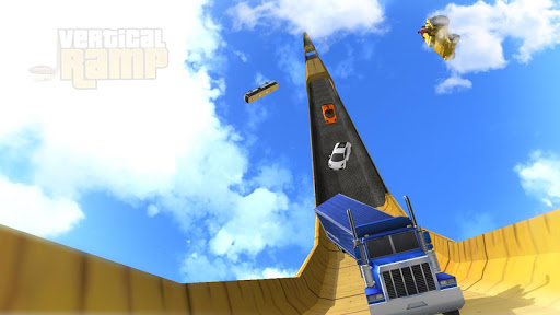 Vertical Ramp Impossible 3D apkpoly screenshots 6
