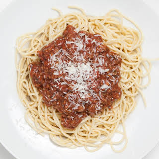 Bolognese Sauce No Onion Recipes.