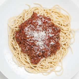 Bolognese Sauce No Onion Recipes.
