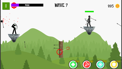 Stickman Archer Fight: Super Bow Arrow Battle 1.2.3 screenshots 2