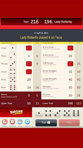 YAHTZEE® With Buddies - Fun Family Dice Game screenshot 6