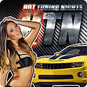 Hot Tuning Nights Car Racing icon